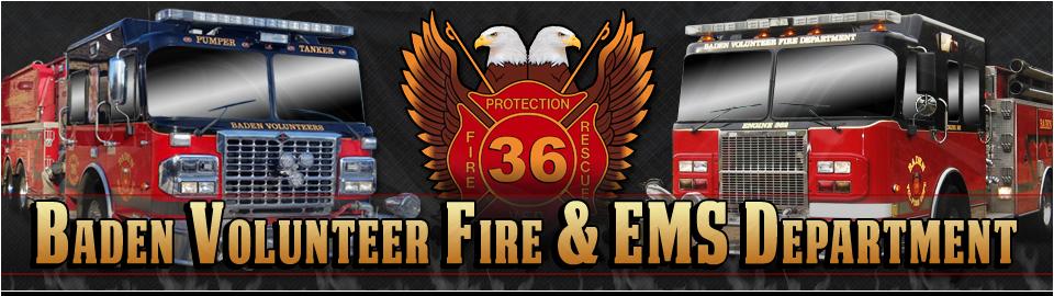 Baden Volunteer Fire Department